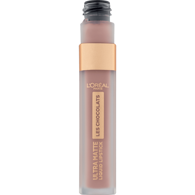 L'Oréal Paris Les Chocolats Ultra Matte Liquid Lipstick 842 Candy Man