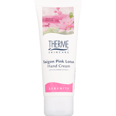 Therme Saigon Pink Lotus Hand Cream