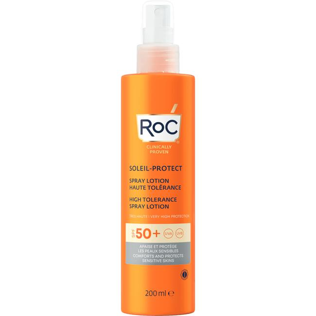 Roc Soleil Protect High Tolerance Spray Lotion Spf 50+