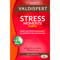 Valdispert Stress Moments Forte 20 tabletten