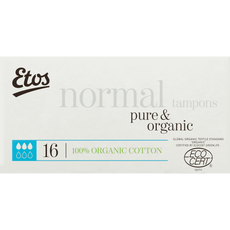 Etos Tampons Pure & Organic Normaal