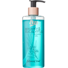 Etos Botanical Boost Bergamot & Eucalyptus Shower Gel