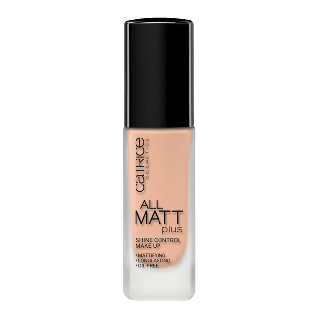 Catrice All Matt Plus Shine Control Foundation 015 Vanilla Beige