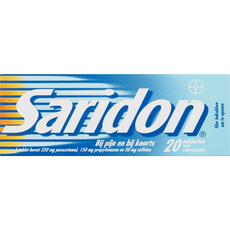 Saridon Tabletten