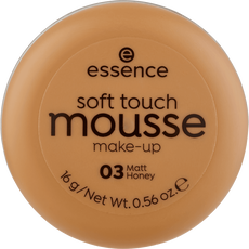 Essence Soft Touch Mousse 03 Matt Honey