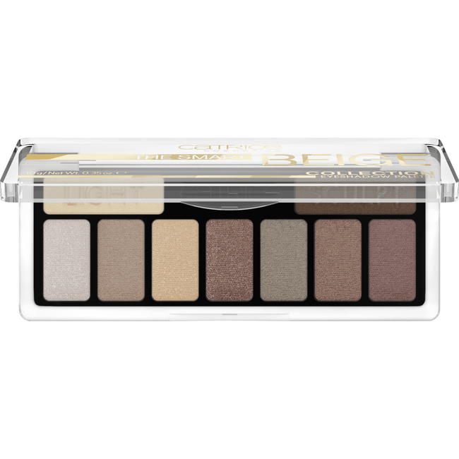 Catrice The Smart Beige Collection Eyeshadow Palette 010