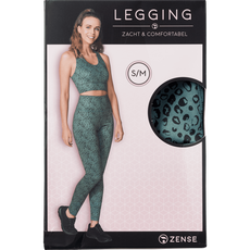 Yoga Legging L-XL Groen