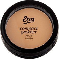 Etos Compact Powder Matt Finish Deep Beige