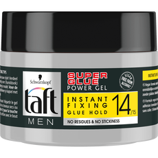 Taft Classic Super Glue Power Gel Jar