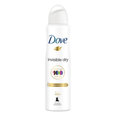 Dove Invisible Dry Anti-Transpirant Spray 150 ML