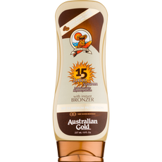 Australian Gold Lotion With Instant Bronzer SPF15