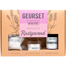 Natural Heroes Cadeauset Rustgevend