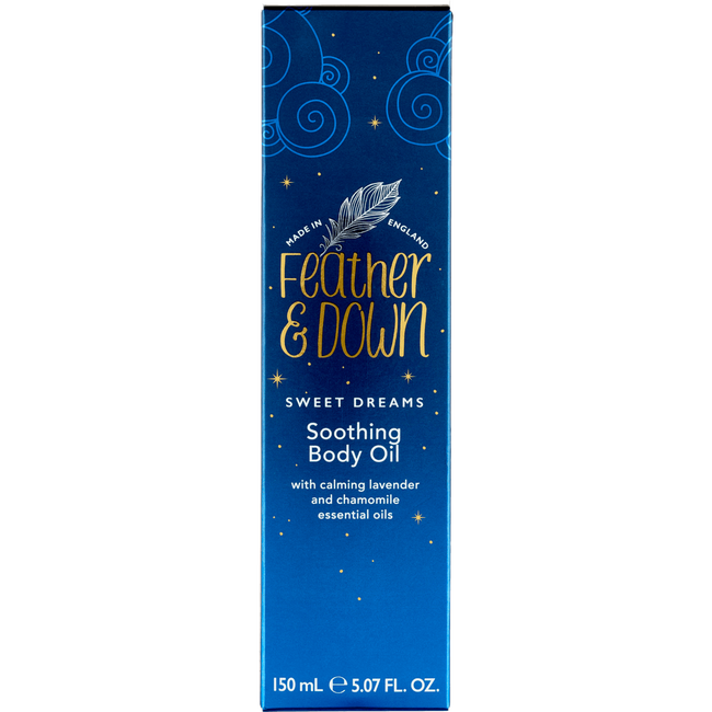 Feather&Down Sweet Dreams Soothing Body Oil