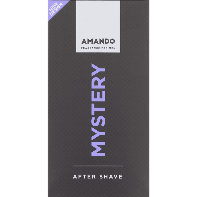 Amando Mystery Aftershave
