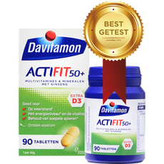 Davitamon Actifit 50+ Tabletten