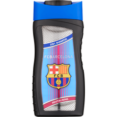 Dermo Care FC Barcelona 2-In-1 Douchegel En Shampoo