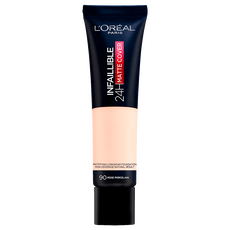 LOreal foundation  Infaillible 24H Matte Cover - 90 Porcelain Rosé