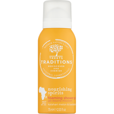 Treets Nourishing Spirits Foaming Shower Gel Mini