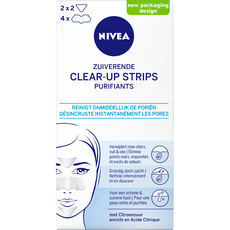 NIVEA Zuiverende Clear-up Strips