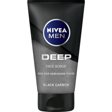 NIVEA MEN DEEP Face Scrub 75 ML