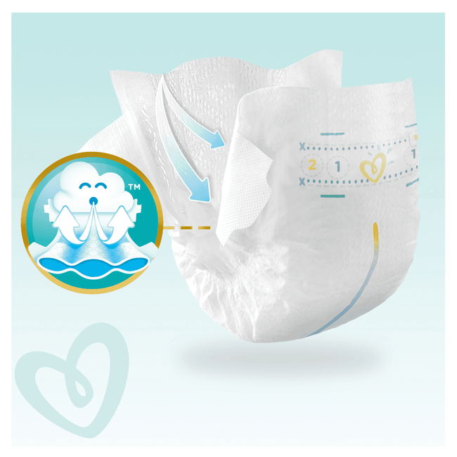 Pampers Premium Protection Luiers 6