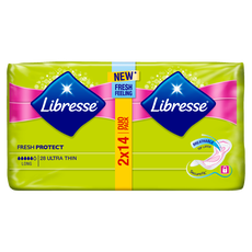Libresse Invisible Super Duo Ultra Thin Maandverband 14 Long