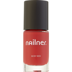 Nailner Repair Ademende Nagellak Rosy Red
