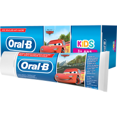 Oral-B Kinder Frozen & Cars Tandpasta