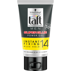 Schwarzkopf Taft Super Glue Power Gel Tube