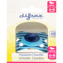 Difrax Fopspeen Natural Mini Dental 0-6 Maanden