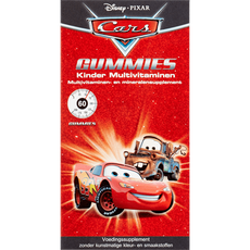 Disney Cars Kinder Multivitaminen Gummies