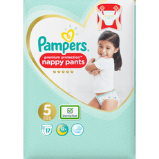 Pampers Premium Protection Pants 5