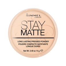 Rimmel Stay Matte Pressed Poeder 006 Warm Beige 14 g