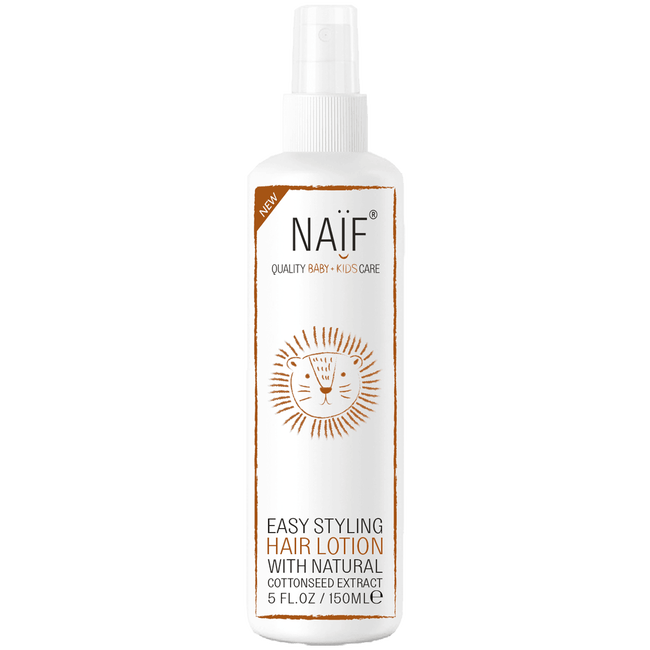 Naïf Baby Care Easy Styling Hair Lotion