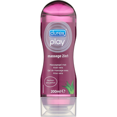 Durex Play Massage 2 in 1 Massagegel Met Aloë Vera