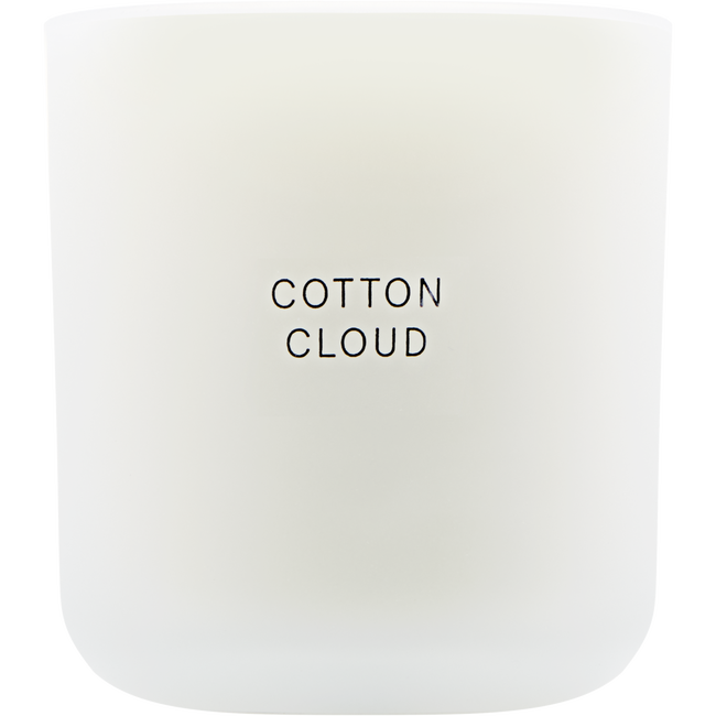 Etos Scented Glass In Sliding Tube Cotton Cloud