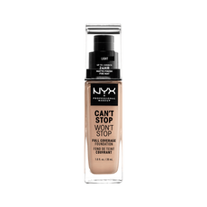 NYX Professional Makeup Can't Stop Won't Stop Foundation Light CSWSF05