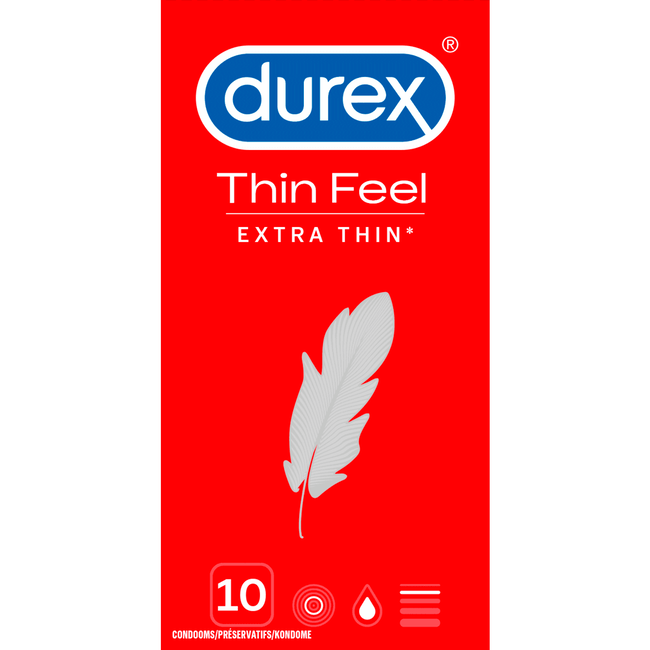 Durex Condooms Thin Feel