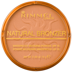 Rimmel London Natural Bronzer Bronzingpoeder 026 Sun Kissed