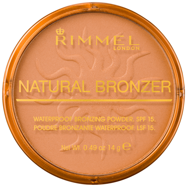 Rimmel London Natural Bronzing Powder - 26 Sun Kissed
