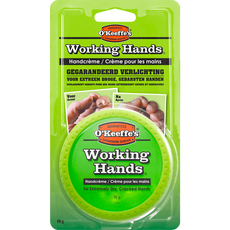 O'Keeffe's Working Hands Handcrème Pot