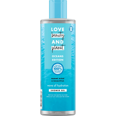 Love Beauty and Planet Showergel Oceans Edition Wave of Hydration Marine Algae & Eucalyptus