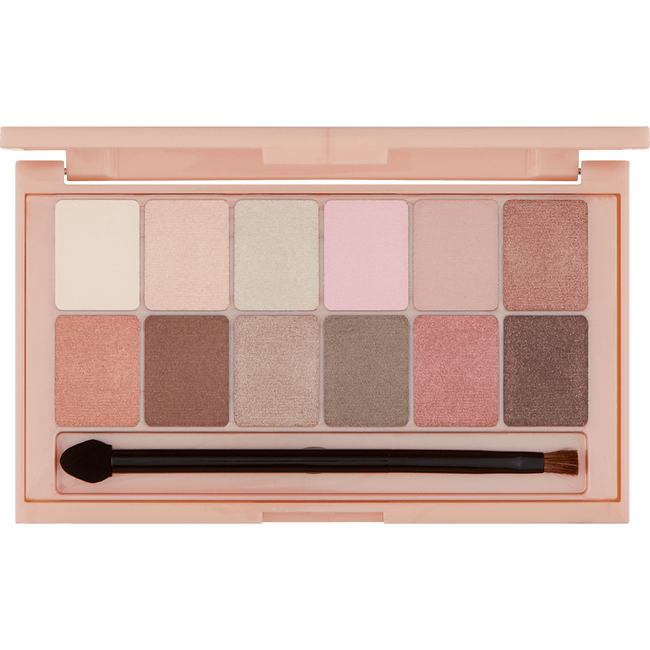 Maybelline The Nudes Blushed Oogschaduwpalet