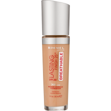 Rimmel London Lasting Finish Breathable Foundation 300 Sand