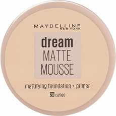 Maybelline - Dream Matte Mousse - 20 Cameo - Foundation SPF15