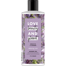 Love Beauty And Planet Argan Oil & Lavender Relaxing Rain Showergel