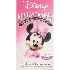 Disney Minnie Mouse Kinder Multivitaminen Gummies