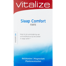 Vitalize Slaap Comfort Forte Tabletten