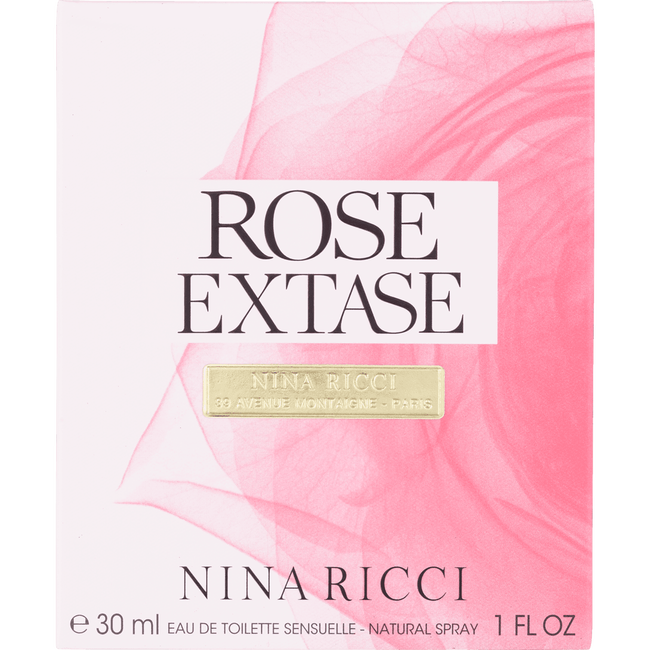 Nina Ricci Rose L'Extase Edt Spray 30ml