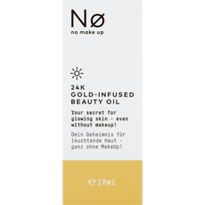 No No Make Up Glow Today 24K Gold-Infused Beauty Oil